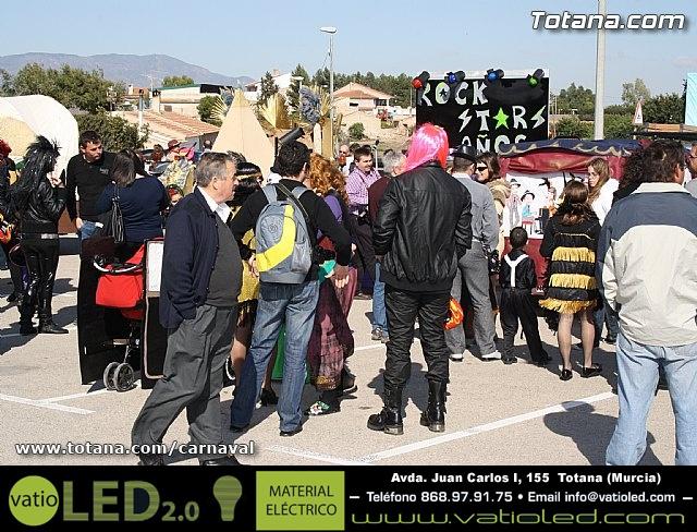 Carnaval infantil El Paretón 2011 - 14