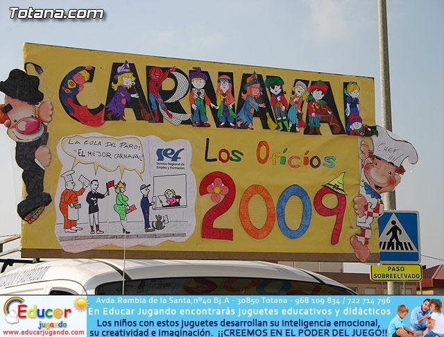 """DESFILE DE CARNAVAL COLEGIO """"GUADALENTÍN"""" DE EL PARETÓN-CANTAREROS  - 6"""