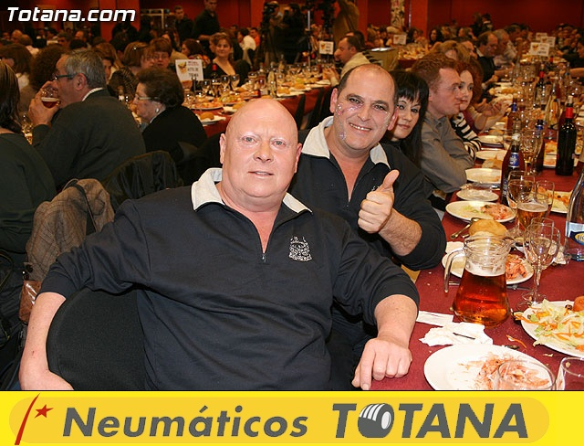 Cena Carnaval Totana 2010 - 1