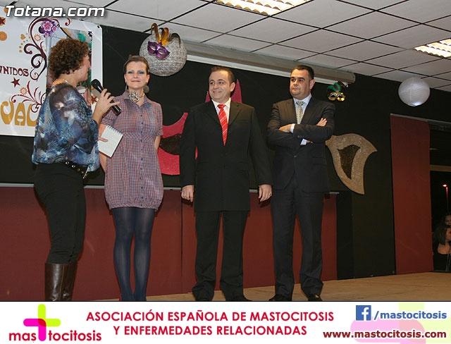 Cena Carnaval Totana 2010 - 11