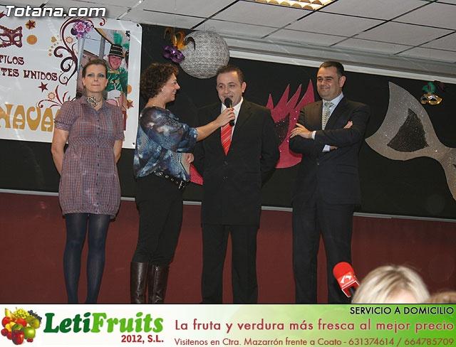 Cena Carnaval Totana 2010 - 14