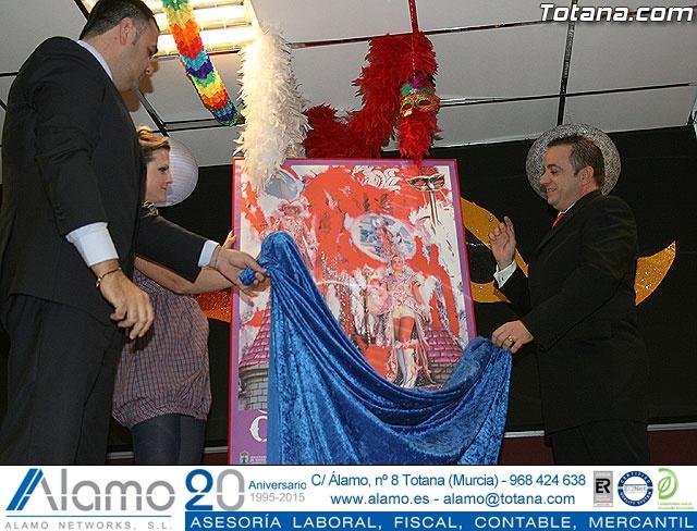 Cena Carnaval Totana 2010 - 16