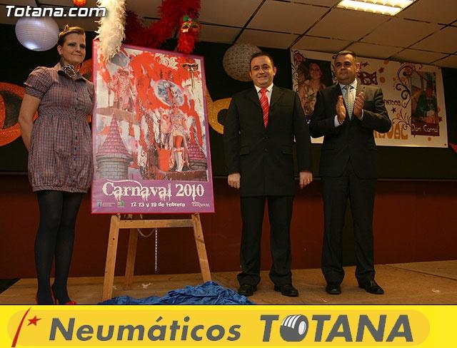 Cena Carnaval Totana 2010 - 17
