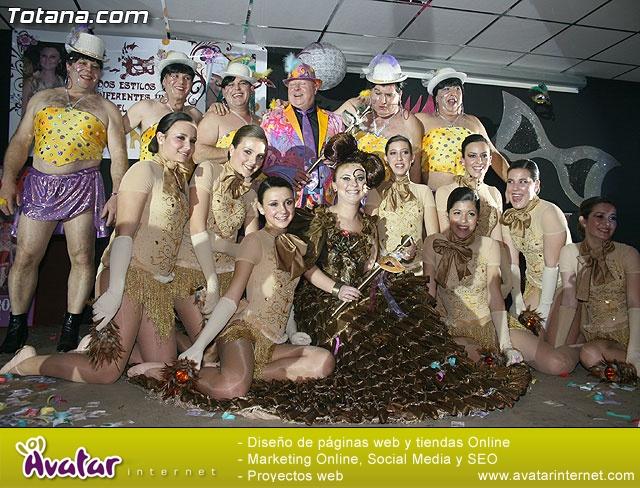 Cena Carnaval Totana 2010 - 350