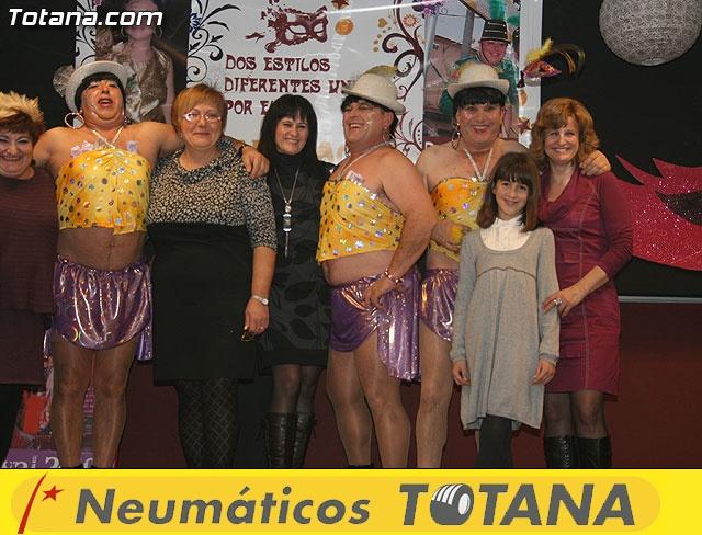 Cena Carnaval Totana 2010 - 370