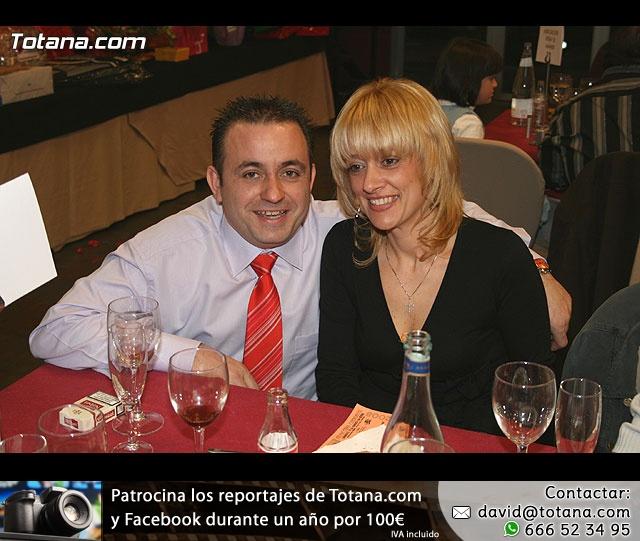 """CENA PARA PRESENTAR EL CARTEL DEL CARNAVAL 2008 Y LA PROCLAMACIÓN PÚBLICA DE """"DON CARNAL"""" Y """"LA MUSA"""" - 23"""