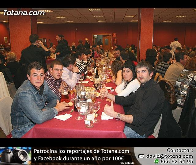 """CENA PARA PRESENTAR EL CARTEL DEL CARNAVAL 2008 Y LA PROCLAMACIÓN PÚBLICA DE """"DON CARNAL"""" Y """"LA MUSA"""" - 25"""