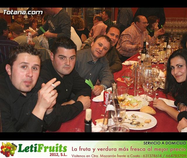 """CENA PARA PRESENTAR EL CARTEL DEL CARNAVAL 2008 Y LA PROCLAMACIÓN PÚBLICA DE """"DON CARNAL"""" Y """"LA MUSA"""" - 32"""