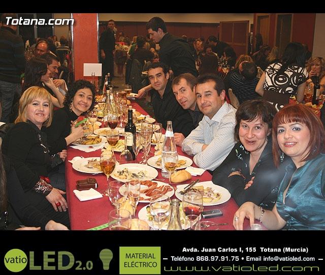 """CENA PARA PRESENTAR EL CARTEL DEL CARNAVAL 2008 Y LA PROCLAMACIÓN PÚBLICA DE """"DON CARNAL"""" Y """"LA MUSA"""" - 35"""