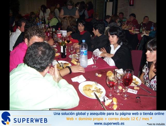 La Hermandad de La Verónica organizó una Cena-Fiesta - 2
