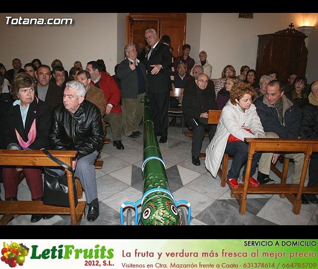 ACTO OFICIAL DE PRESENTACIÓN DEL CARTEL DE LA SEMANA SANTA´2008 QUE ILUSTRA UNA BELLA IMAGEN DE LA SANTÍSIMA VIRGEN DE LA ESPERANZA    - 32