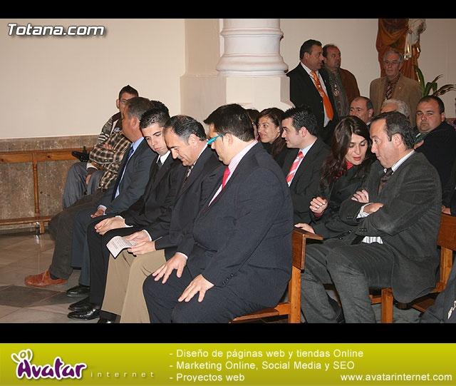 ACTO OFICIAL DE PRESENTACIÓN DEL CARTEL DE LA SEMANA SANTA´2008 QUE ILUSTRA UNA BELLA IMAGEN DE LA SANTÍSIMA VIRGEN DE LA ESPERANZA    - 40