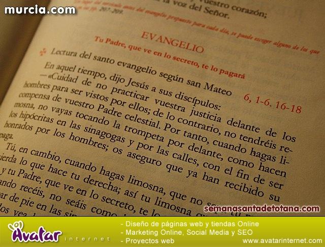 Miércoles de Ceniza. Totana 2011 - 3