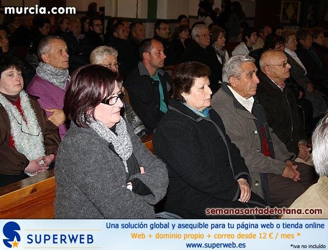 Miércoles de Ceniza. Totana 2011 - 12
