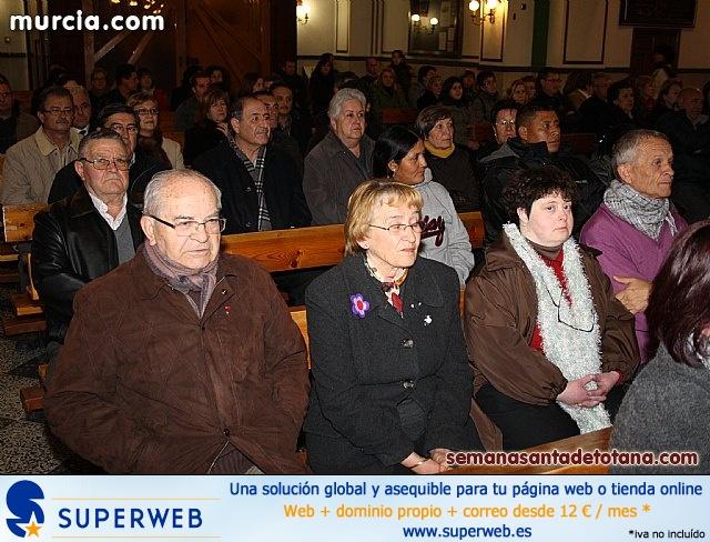 Miércoles de Ceniza. Totana 2011 - 13