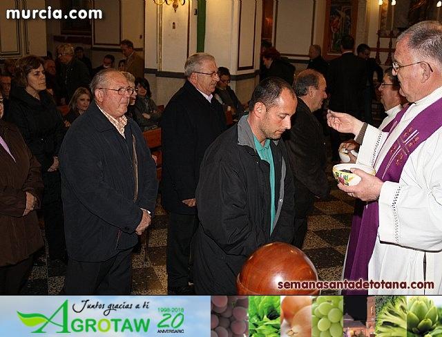 Miércoles de Ceniza. Totana 2011 - 59
