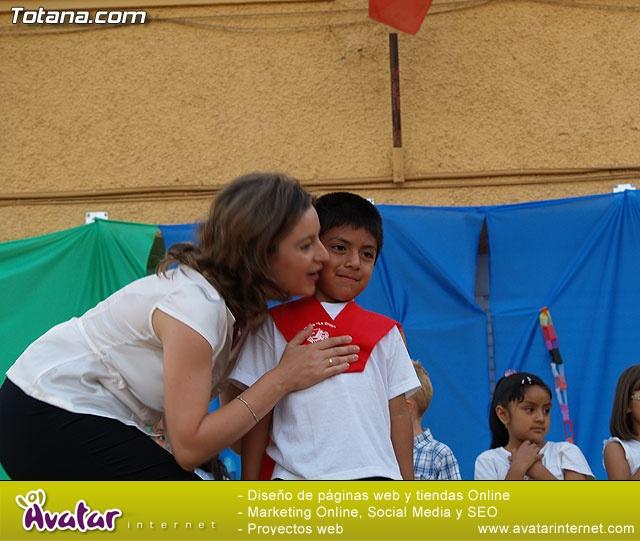 Colegio la Cruz. Fiesta fin de curso 2006/2007 - 11