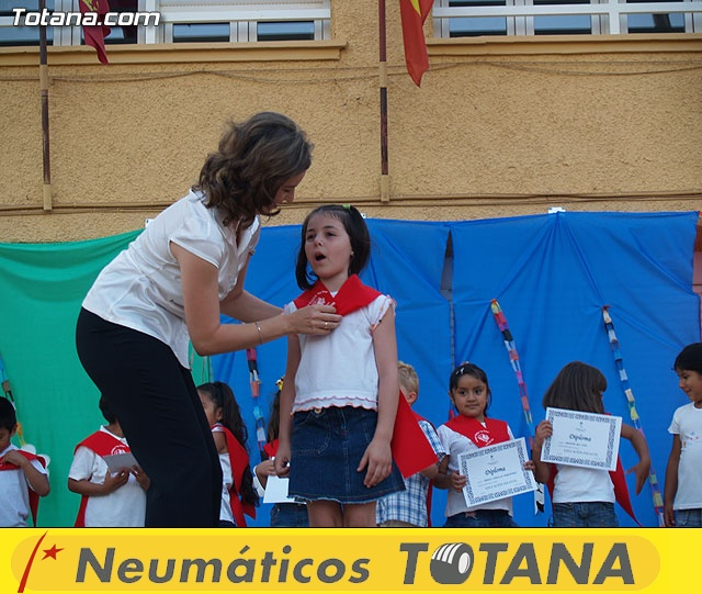 Colegio la Cruz. Fiesta fin de curso 2006/2007 - 15