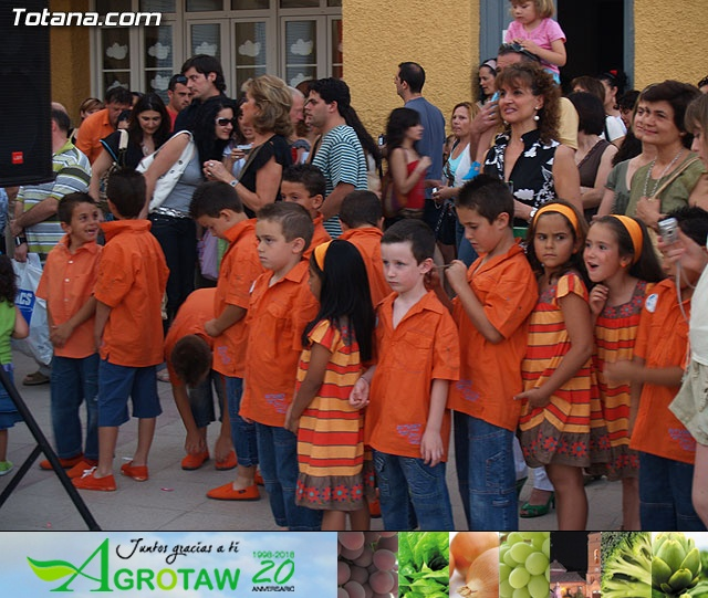 Colegio la Cruz. Fiesta fin de curso 2006/2007 - 32