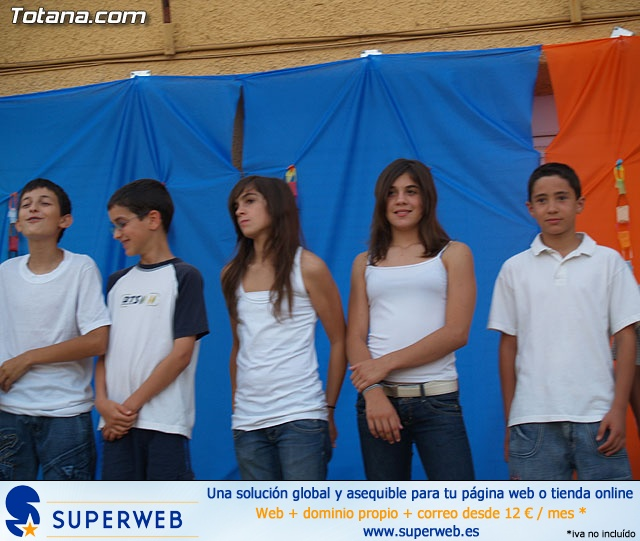 Colegio la Cruz. Fiesta fin de curso 2006/2007 - 37