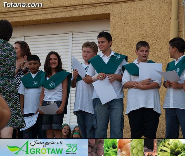 Colegio la Cruz. Fiesta fin de curso 2006/2007 - 58