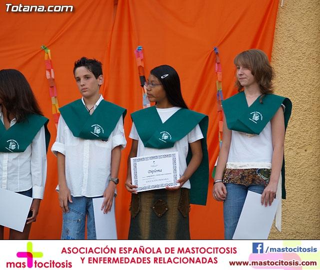 Colegio la Cruz. Fiesta fin de curso 2006/2007 - 60