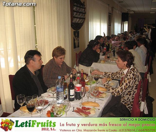 Comida de Hermandades y Cofradías. Semana Santa 2007 - 6