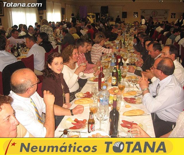 Comida de Hermandades y Cofradías. Semana Santa 2007 - 7