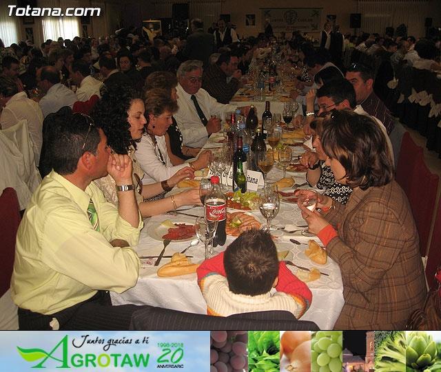Comida de Hermandades y Cofradías. Semana Santa 2007 - 9