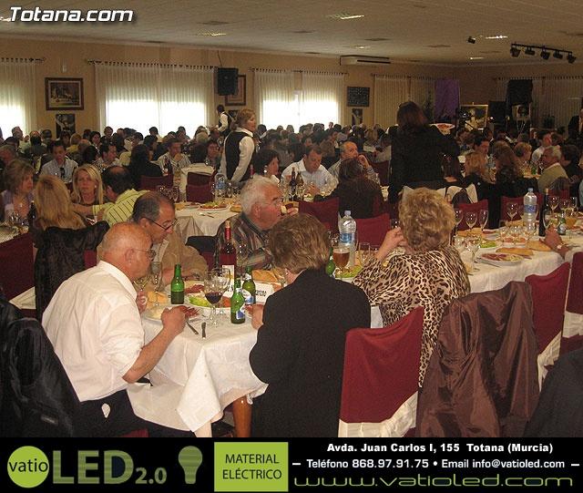 Comida de Hermandades y Cofradías. Semana Santa 2007 - 13