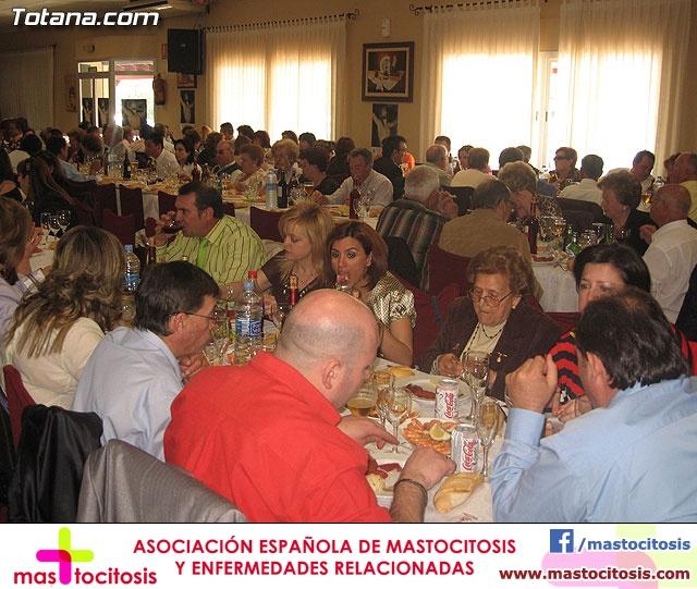 Comida de Hermandades y Cofradías. Semana Santa 2007 - 14
