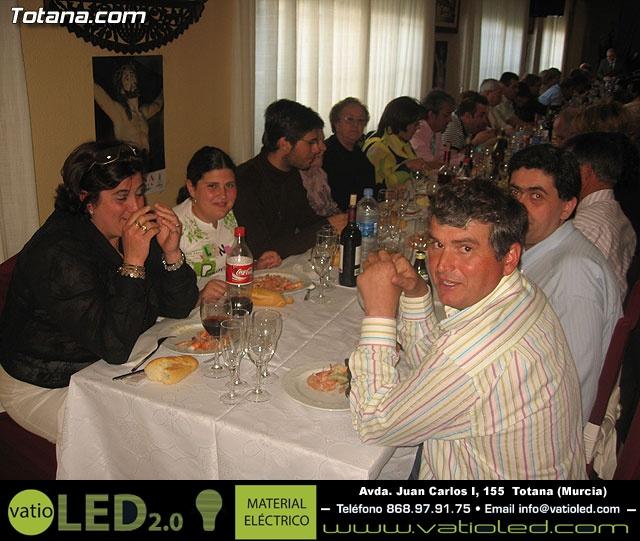 Comida de Hermandades y Cofradías. Semana Santa 2007 - 17