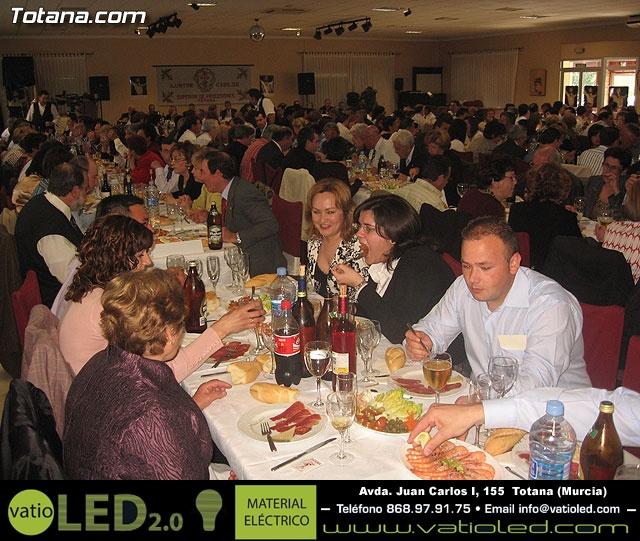 Comida de Hermandades y Cofradías. Semana Santa 2007 - 18