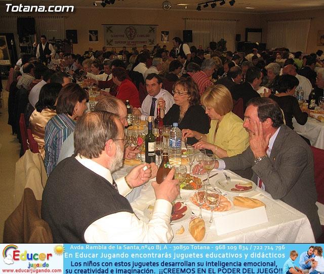 Comida de Hermandades y Cofradías. Semana Santa 2007 - 19