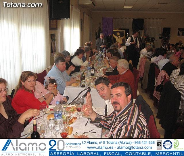 Comida de Hermandades y Cofradías. Semana Santa 2007 - 20