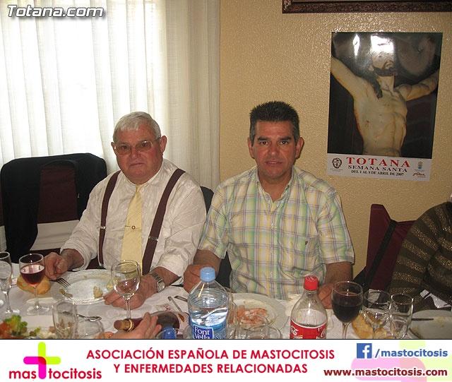 Comida de Hermandades y Cofradías. Semana Santa 2007 - 21