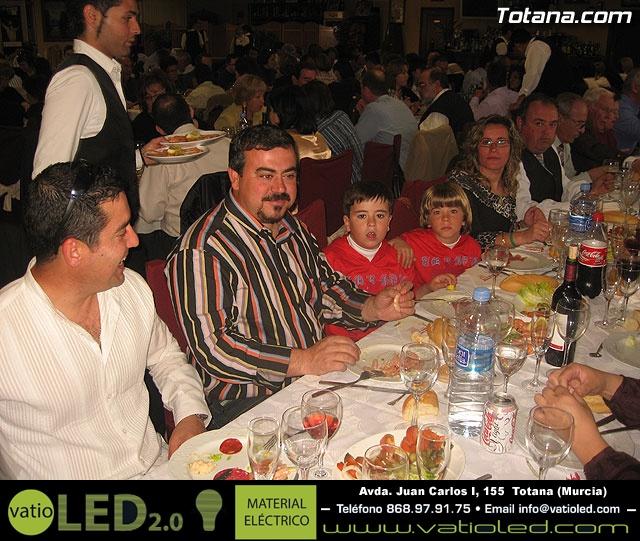 Comida de Hermandades y Cofradías. Semana Santa 2007 - 24