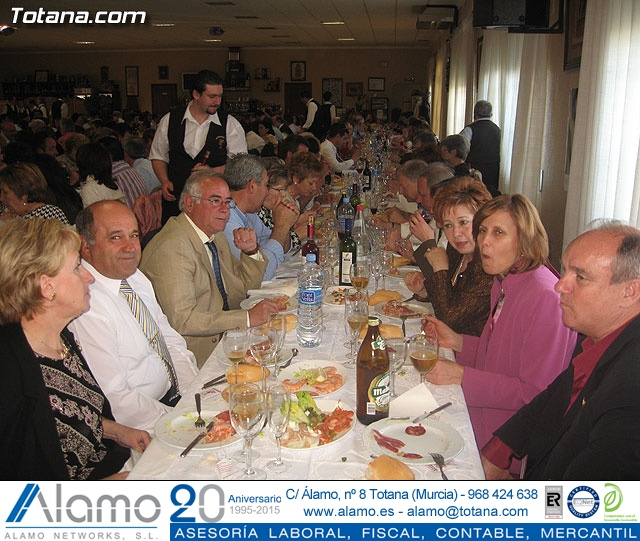 Comida de Hermandades y Cofradías. Semana Santa 2007 - 25