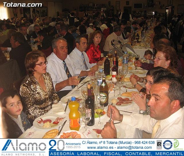 Comida de Hermandades y Cofradías. Semana Santa 2007 - 26