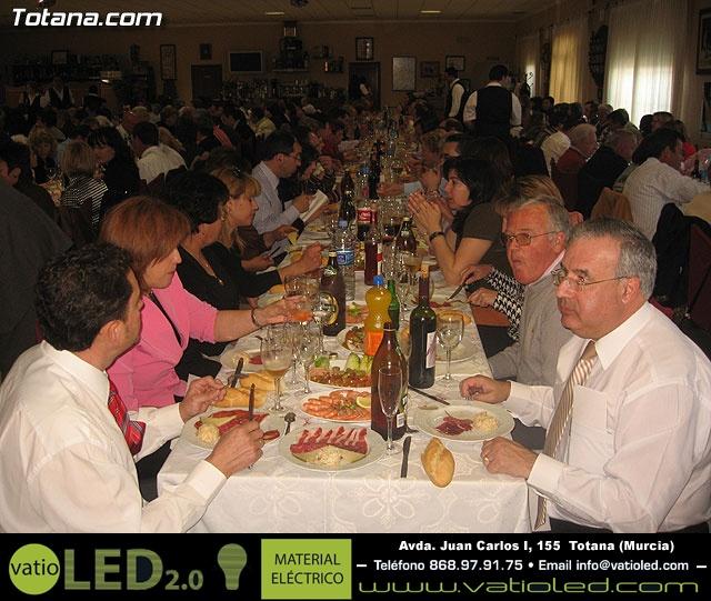 Comida de Hermandades y Cofradías. Semana Santa 2007 - 27