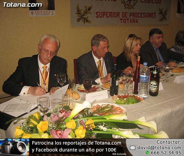 Comida de Hermandades y Cofradías. Semana Santa 2007 - 29