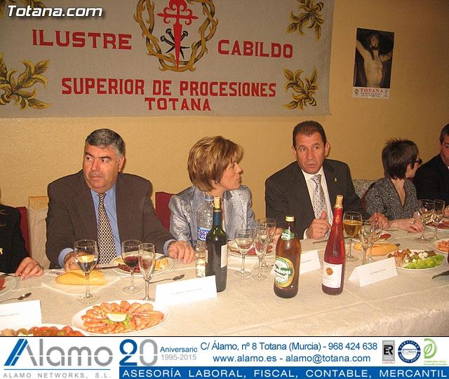 Comida de Hermandades y Cofradías. Semana Santa 2007 - 30