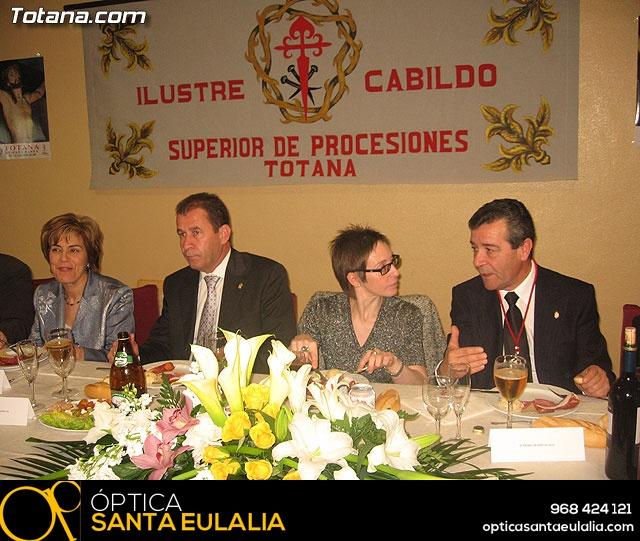 Comida de Hermandades y Cofradías. Semana Santa 2007 - 32