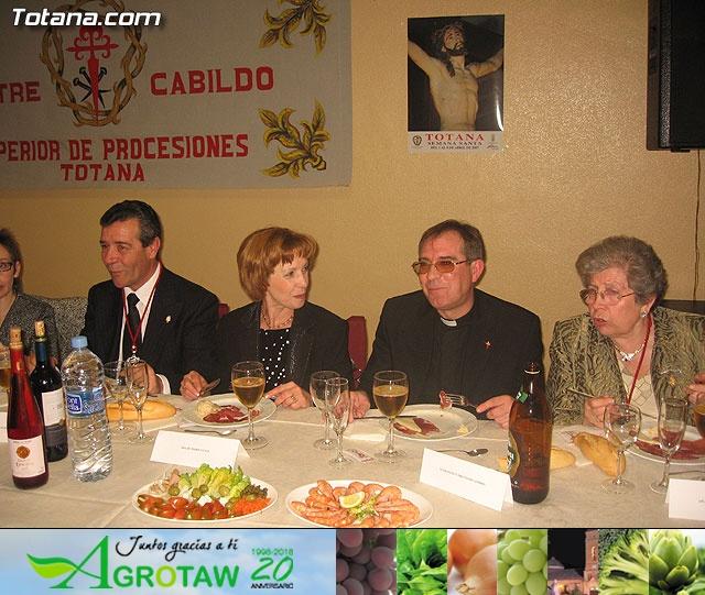 Comida de Hermandades y Cofradías. Semana Santa 2007 - 33