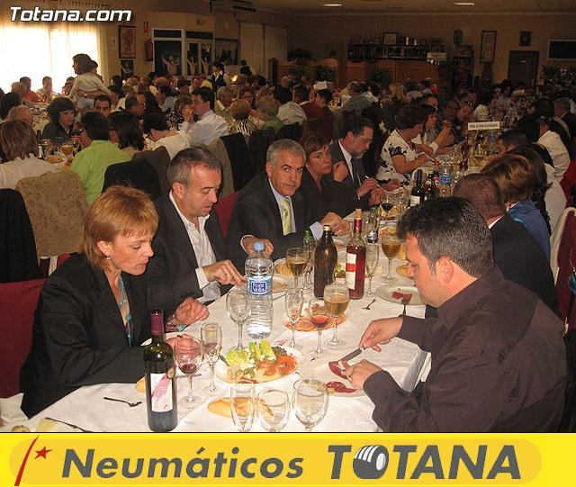 Comida de Hermandades y Cofradías. Semana Santa 2007 - 37