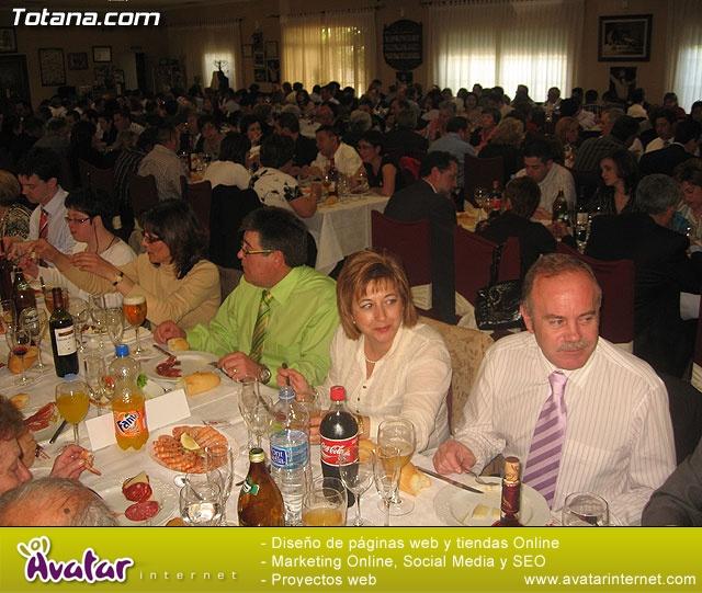 Comida de Hermandades y Cofradías. Semana Santa 2007 - 39