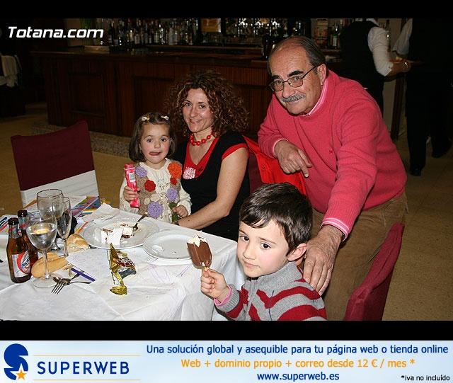 Comida de Hermandades y Cofradías  - Semana Santa 2008 - 2