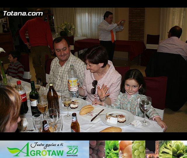Comida de Hermandades y Cofradías  - Semana Santa 2008 - 4