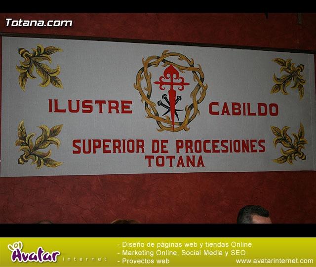 Comida de Hermandades y Cofradías  - Semana Santa 2008 - 9