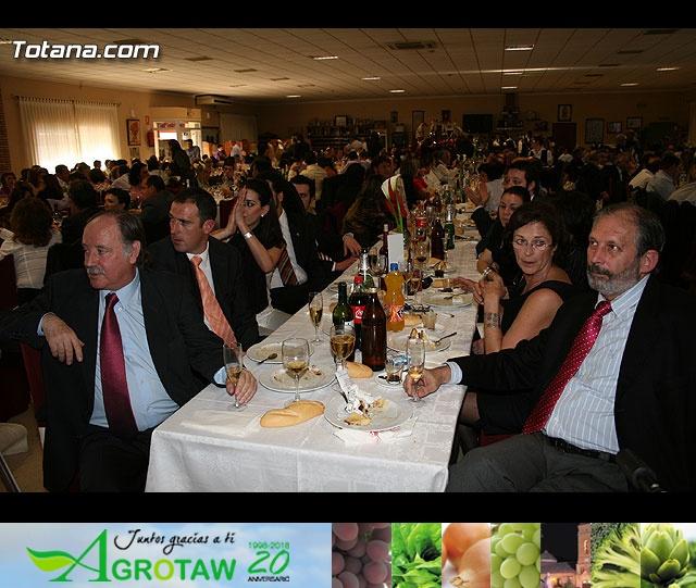 Comida de Hermandades y Cofradías  - Semana Santa 2008 - 13